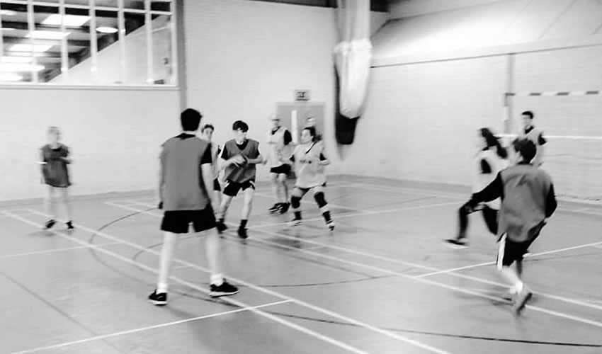 Surrey Handball: Guildford Sabres training session
